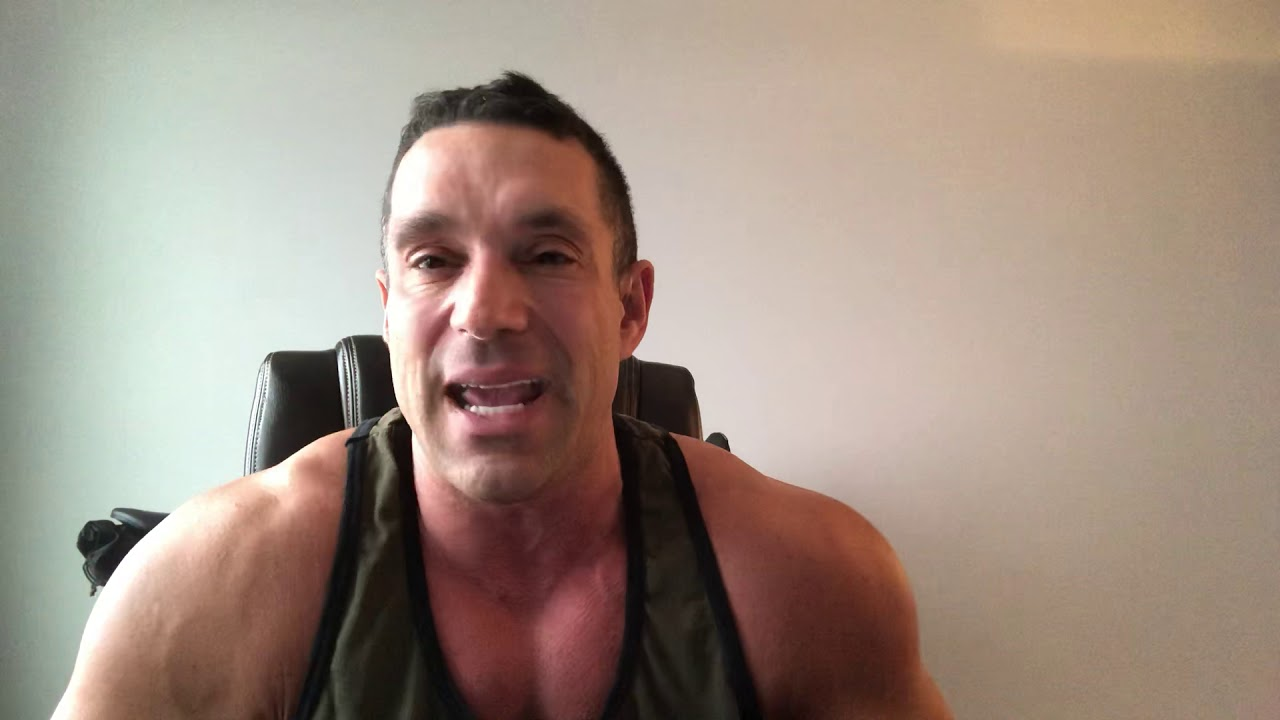 "Greg Doucette Ifbb Pro. How Long Does It Take For Sarms And Steroids To ""kick In"" Or To ""feel It"""