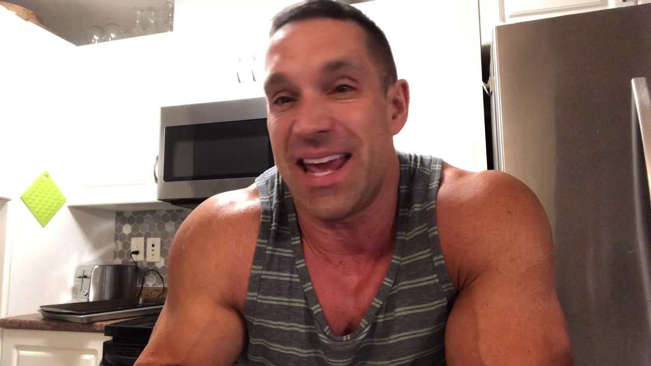 Greg Doucette Ifbb Pro My Current Lgd-4033 (results, Dosage, Side Effects, Timing Review)
