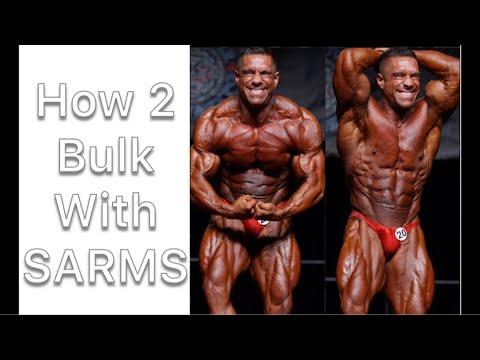 Coach Greg How To Properly Bulk Using Sarms (lgd 4033, Rad 140, Pct, Dosing, Weight Gain, Eating)