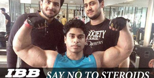 Stay Natural, Say No To Steroids Says Anand Arnold – Ibb – Indian Bodybuilding