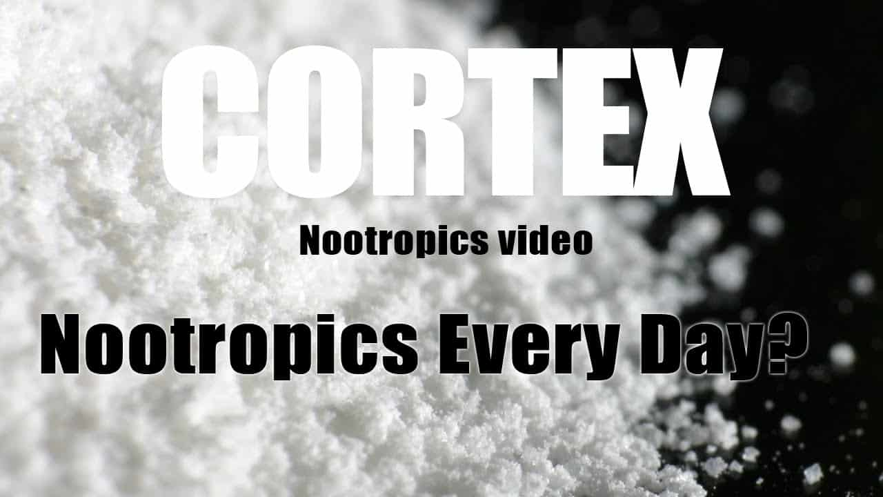 Can You Take Nootropics Everyday? Yes. Here's How.