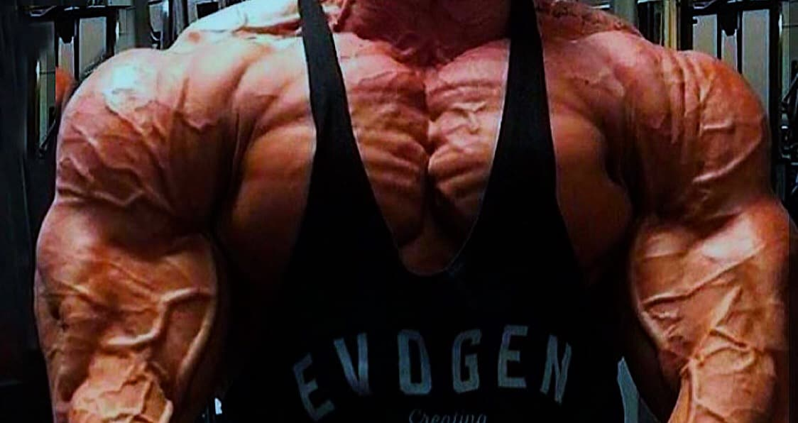 What Does Vascularity Really Say About Your Health? – Generation Iron Fitness & Bodybuilding Network