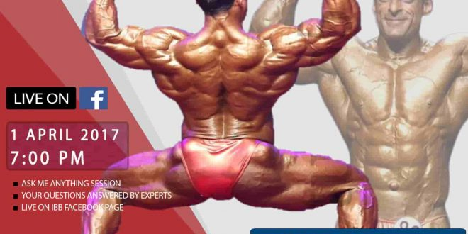 #liveonibb Session 1 – Qna With Yatinder Singh – Ibb – Indian Bodybuilding
