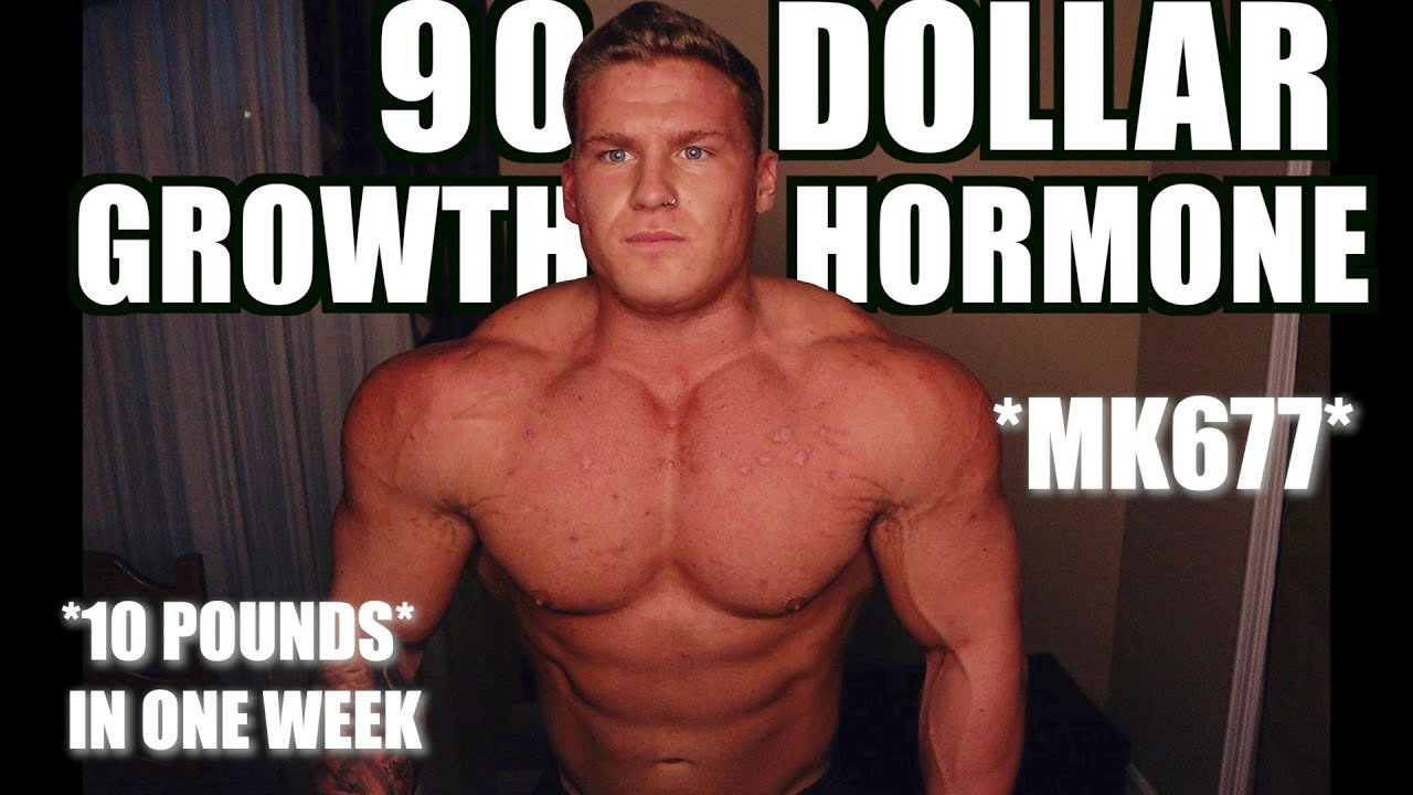 How Mk677 Changed My Life (steroids And Sarms Explained)