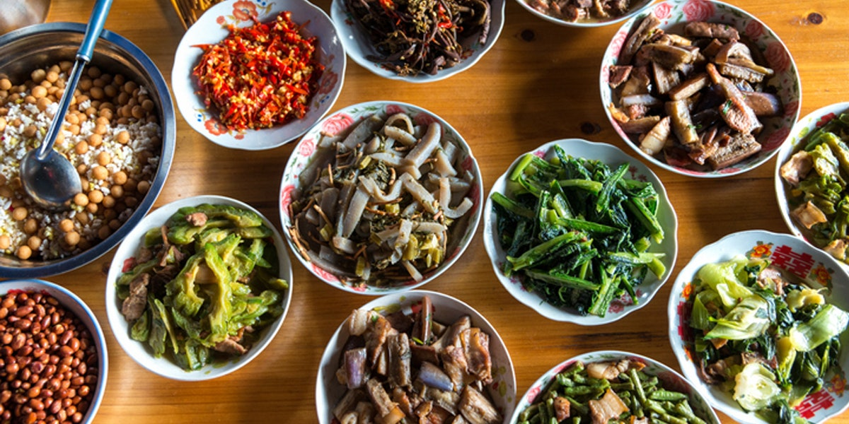 Our Idea Of Healthy Eating Excludes Other Cultures, And That's A Problem | Self