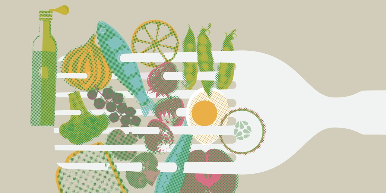 Psa: Healthy Eating Should Include Mental And Social Health, Too | Self