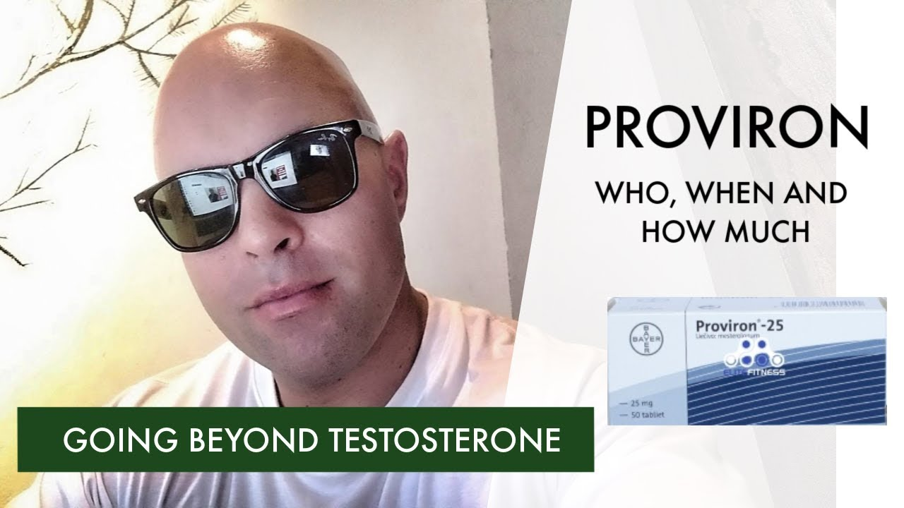 Proviron (mesterolone) + Testosterone For Trt And Steroid Cycles