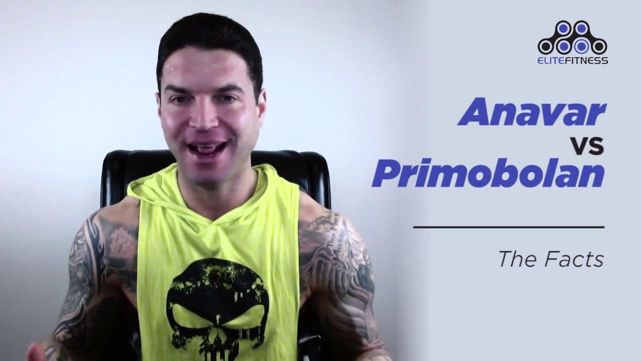 Anavar Vs Primobolan By Dylan Gemelli