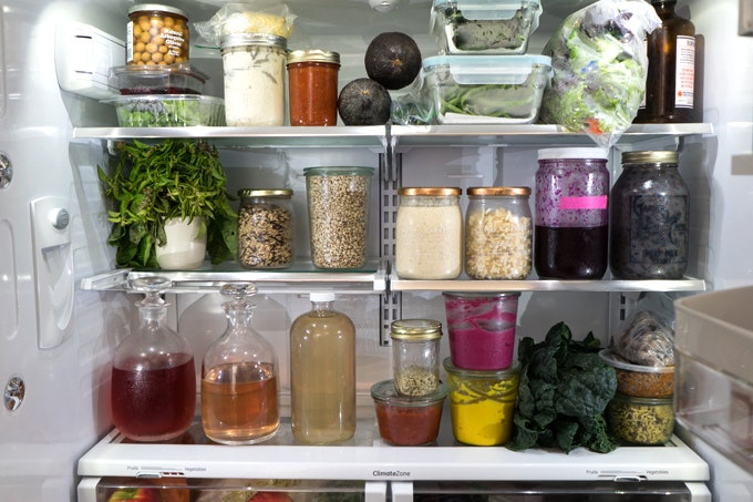 Ten Refrigerators That Inspire Healthy Eating – 101 Cookbooks