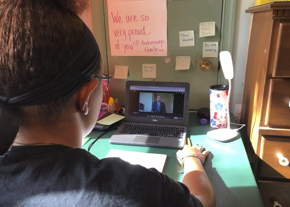Maine Voices: For Many Kids, Distance Learning Makes Healthy Eating A Lot Harder – Portland Press Herald