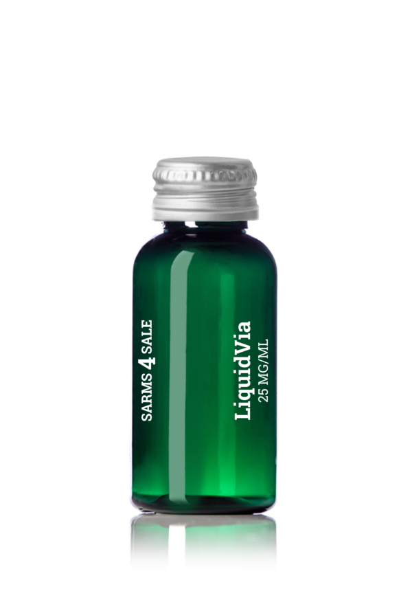 Green Bottle With Screwed Lid Liquidvia